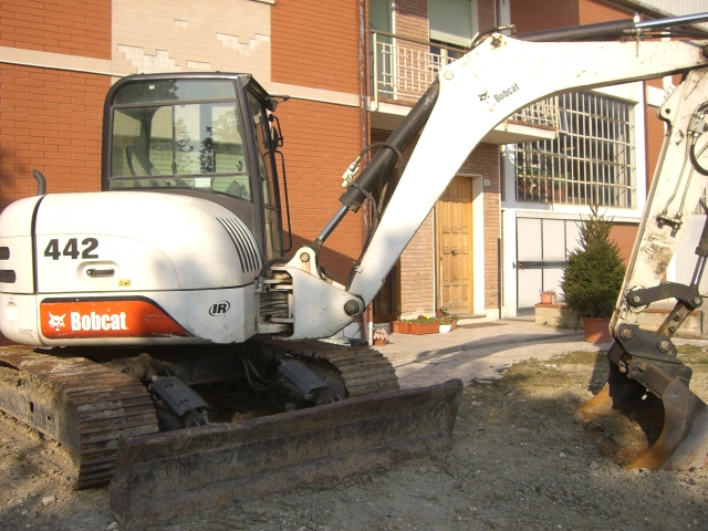 Escavatore Bobcat 442 Usato Macchine Movimento Terra HD Style Wallpapers Download free beautiful images and photos HD [prarshipsa.tk]